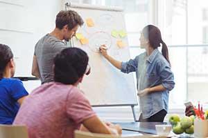 Steuerberatung für Start-Ups und Existenzgründer hier Gründer bei der Planung